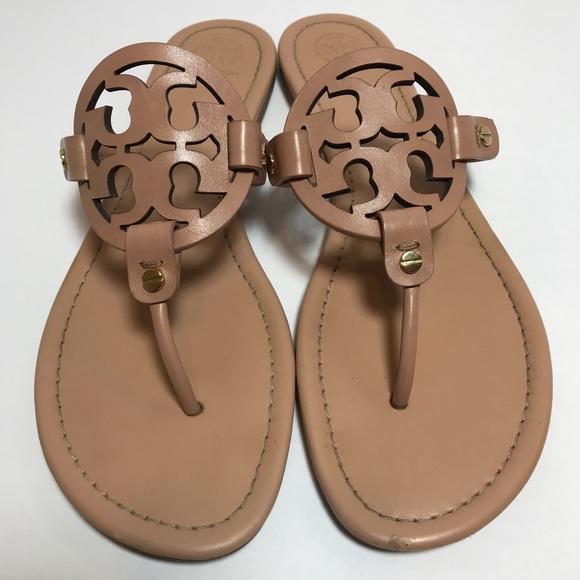 9e4840239dc71 Tory burch miller sandals size 11 M. M 5b594d9e153795c1973af8b5